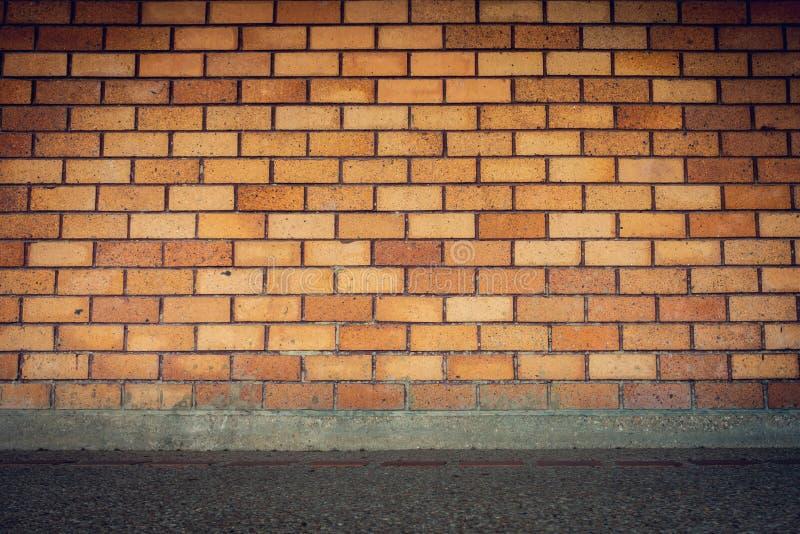 För tegelstenvägg för abstrakt textur antik bakgrund, modell av murverktapeten , Inre och yttre garnering royaltyfri foto