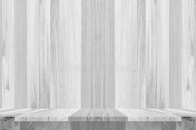 För texturbakgrund för trä vitt mellanrum för design royaltyfri bild