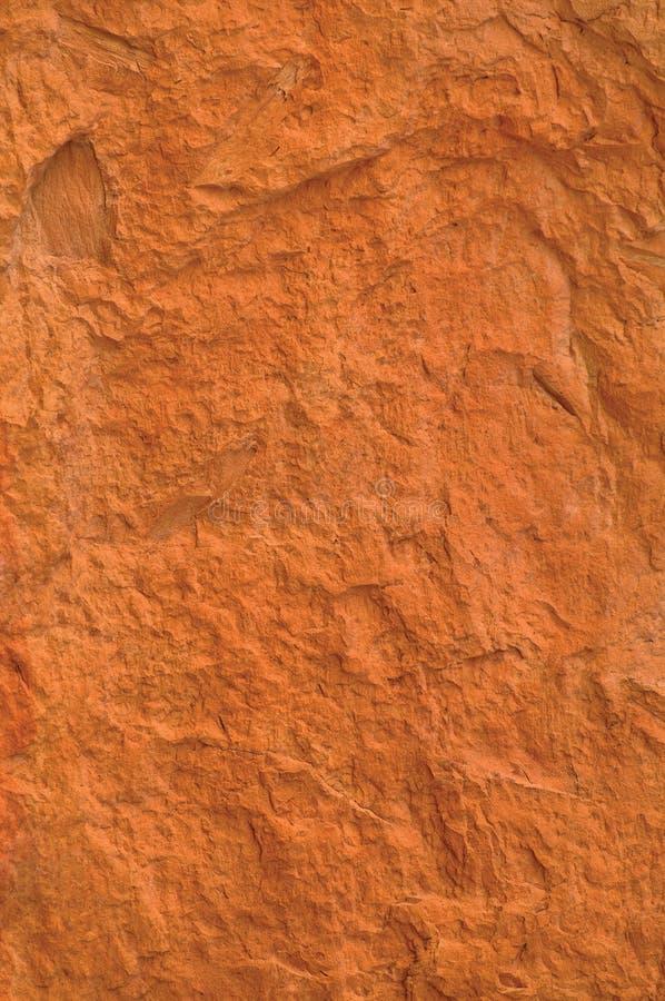 För texturmakro för röd tegelsten closeup, gammal detaljerad grov grungetextur arkivfoto