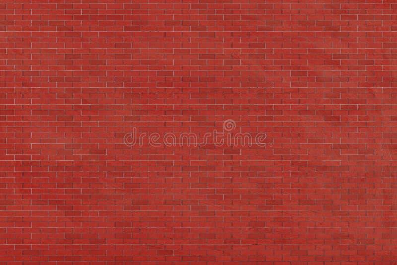 för texturtappning för tegelsten röd vägg gammal röd vägg för tegelsten stock illustrationer
