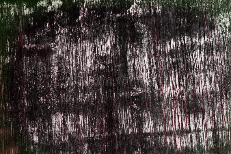 För träyttersida för design röd borstad textur - fantastisk abstrakt fotobakgrund fotografering för bildbyråer