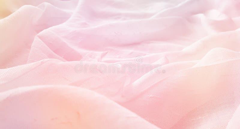 För för tygtextur och bakgrund för Closeup vitt foto royaltyfria bilder
