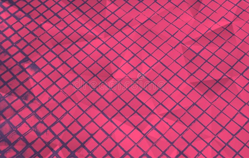 För väggmodell för härlig abstrakt textur rosa bakgrund och tapet royaltyfri foto