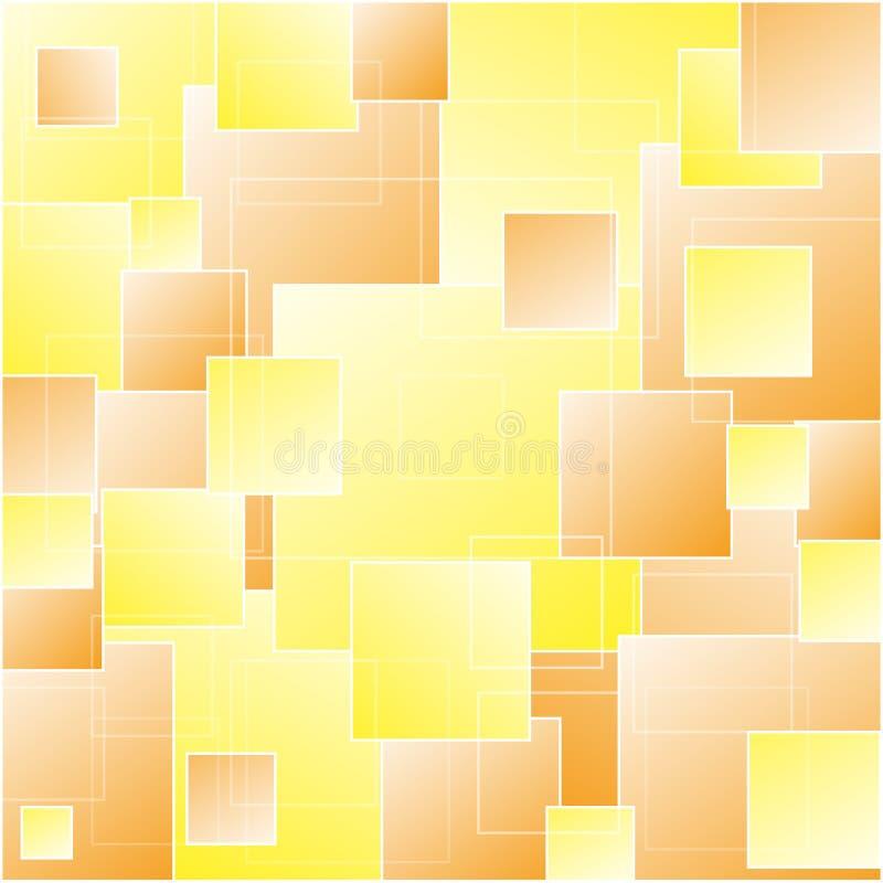 För vektor mosaik colorfully