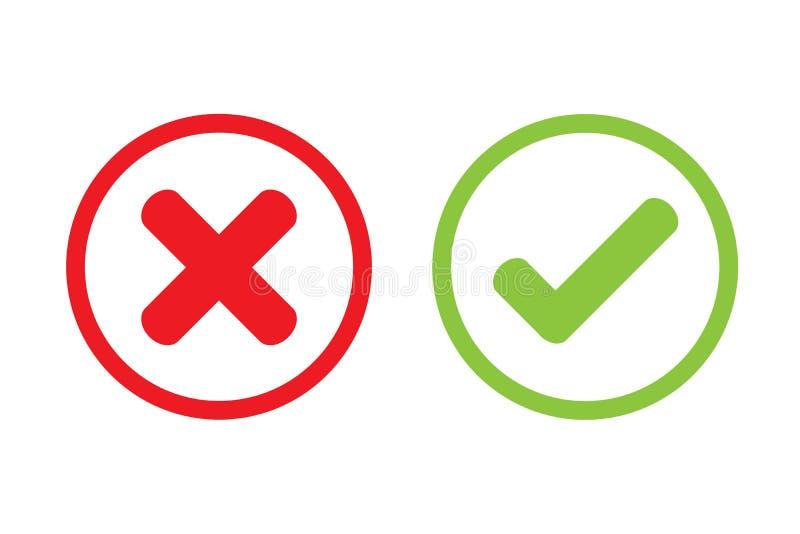För vektorsymbol för fästing arg fel design royaltyfri illustrationer