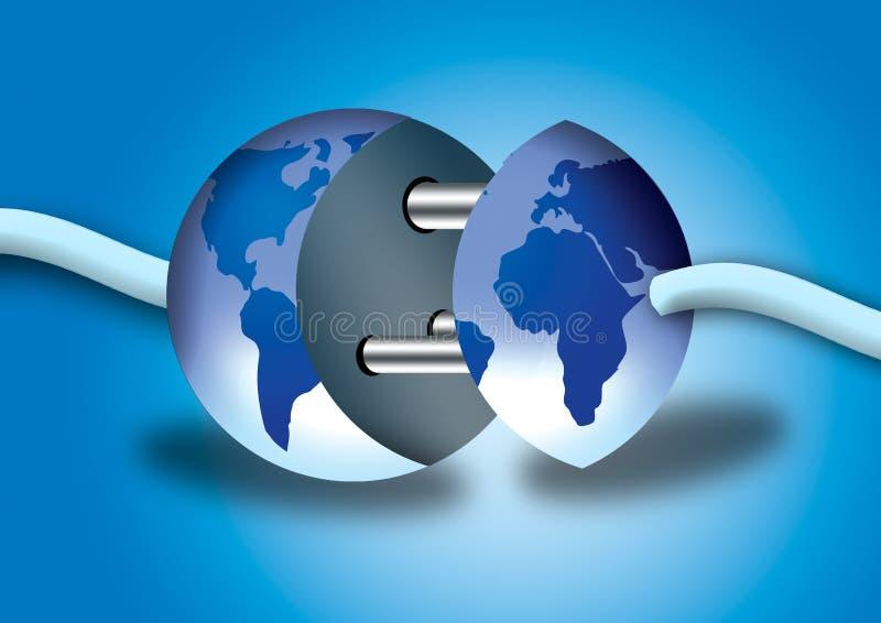 förbind till världen