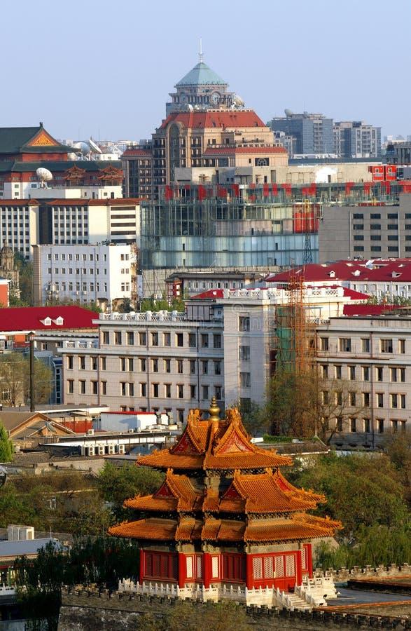 förbjuden stad arkivbild