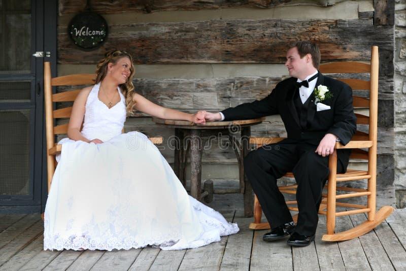 förbunden varje eyes se andra bröllop royaltyfri fotografi