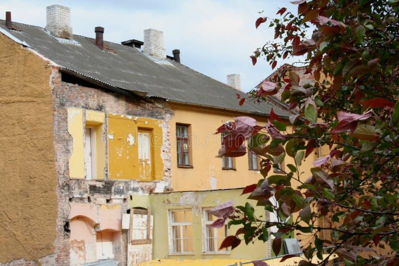 Download Fördärvar arkivfoto. Bild av förfall, renovera, explosion - 503502