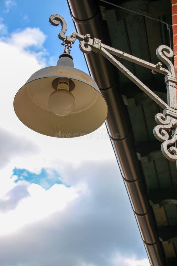 Fördärvar av Beelitz-Heilstätten förlorade stället Berlin Brandenburg fotografering för bildbyråer