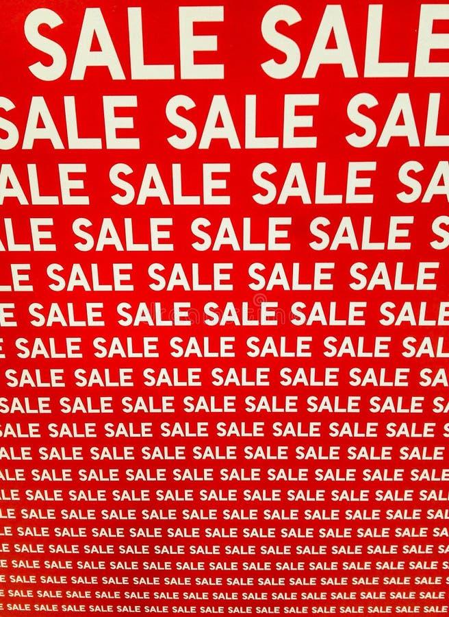 Förderungsverkauf lizenzfreies stockfoto