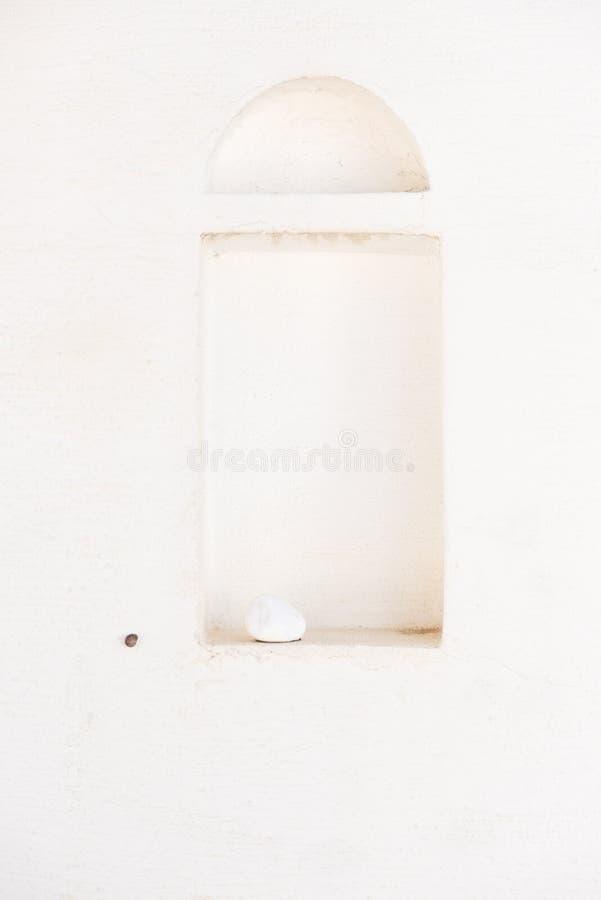 Fördjupning i en vägg