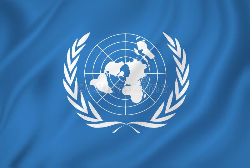 Förenta Nationerna royaltyfri illustrationer