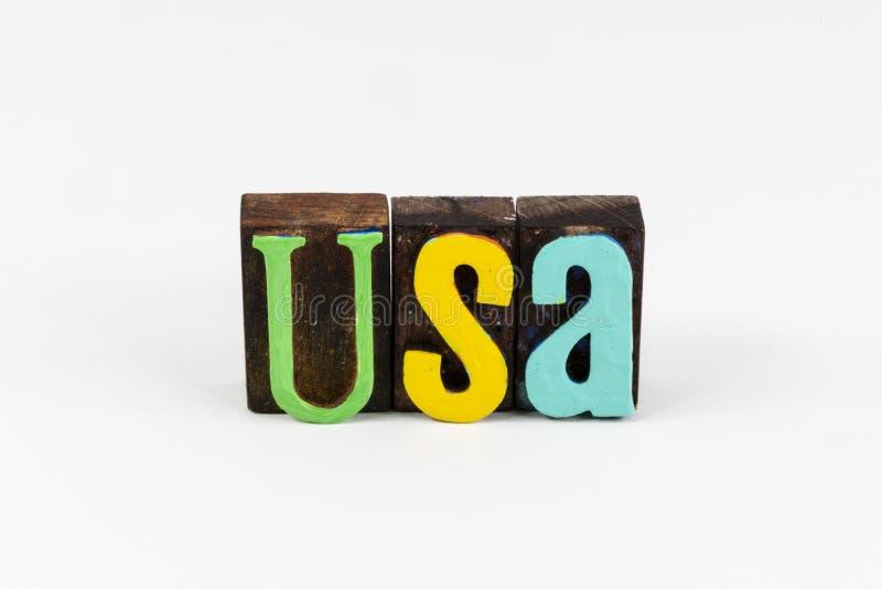 Förenta staterna Förenta staterna royaltyfria foton