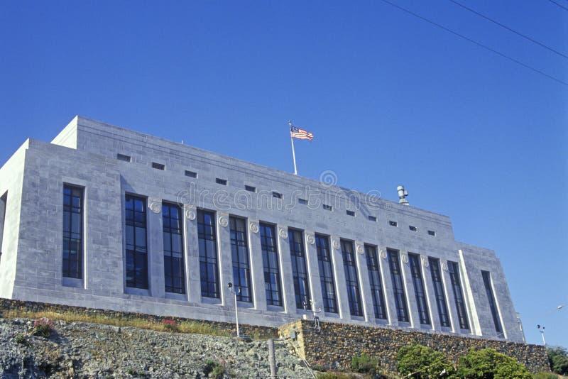 Förenta staternamintkaramell i San Francisco, Kalifornien royaltyfri foto