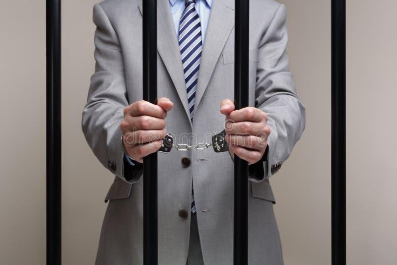 Företags brott royaltyfri bild