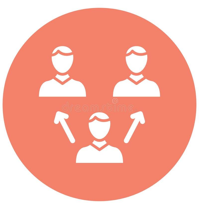 Företags etik isolerade vektorsymbolen som kan lätt ändra eller redigera vektor illustrationer