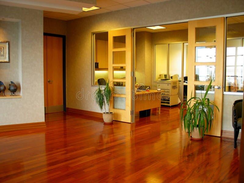 företags kontor royaltyfria bilder
