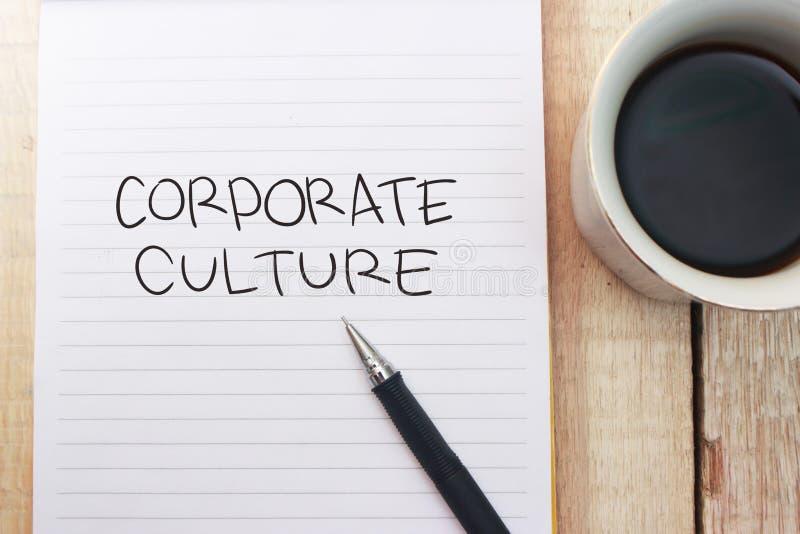 Företags kultur, Motivational begrepp för affärsordcitationstecken arkivfoton