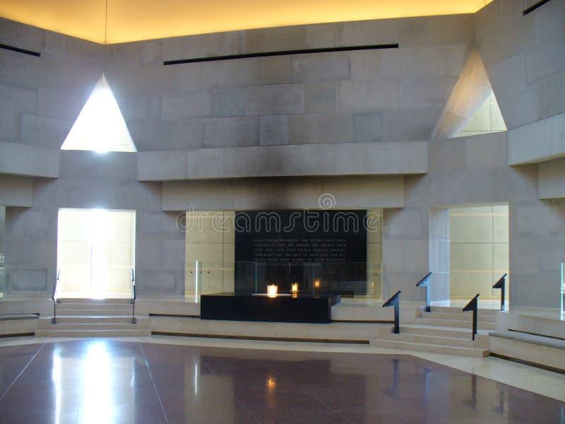 förintelsemuseum washington för c D royaltyfria bilder