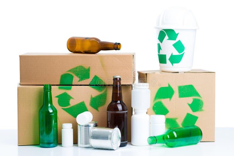 Förorena inte vårt planet! arkivfoton