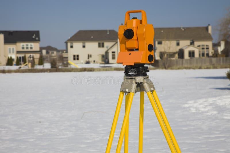 förorts- granskning för område fotografering för bildbyråer