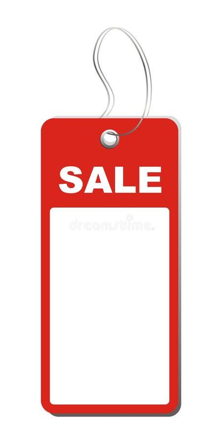 försäljningsetikett