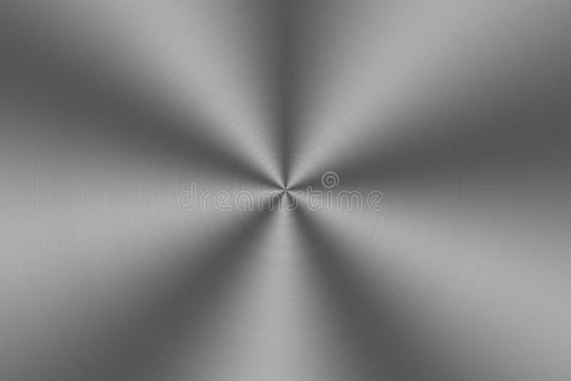 Försilvra metallisk bakgrund arkivfoton