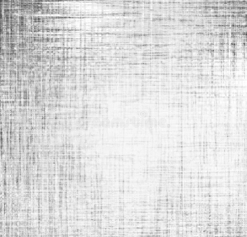 Försilvra metallisk bakgrund stock illustrationer