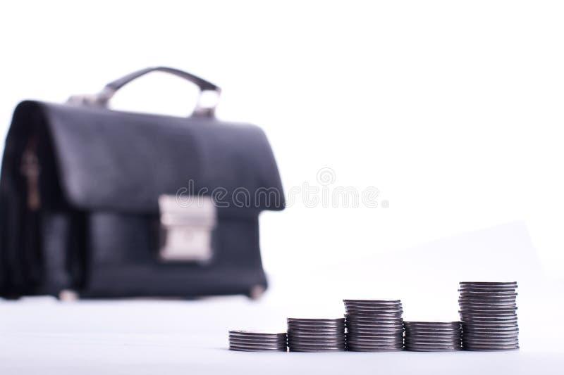 Förtjänstpengar royaltyfri bild