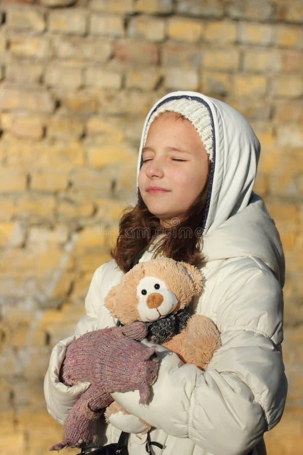 Förtjusta minnen av barndom royaltyfri bild