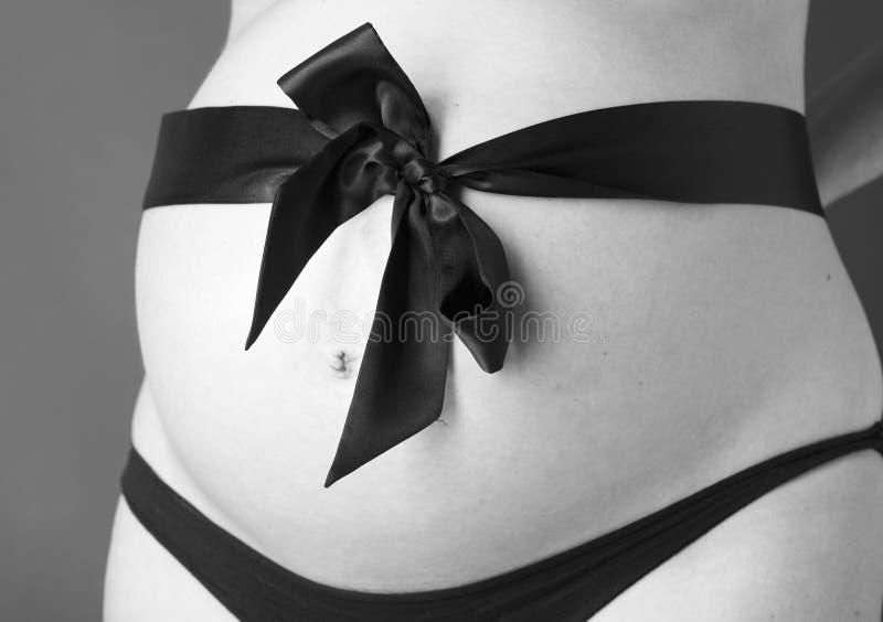 förväntansfull moder arkivfoton