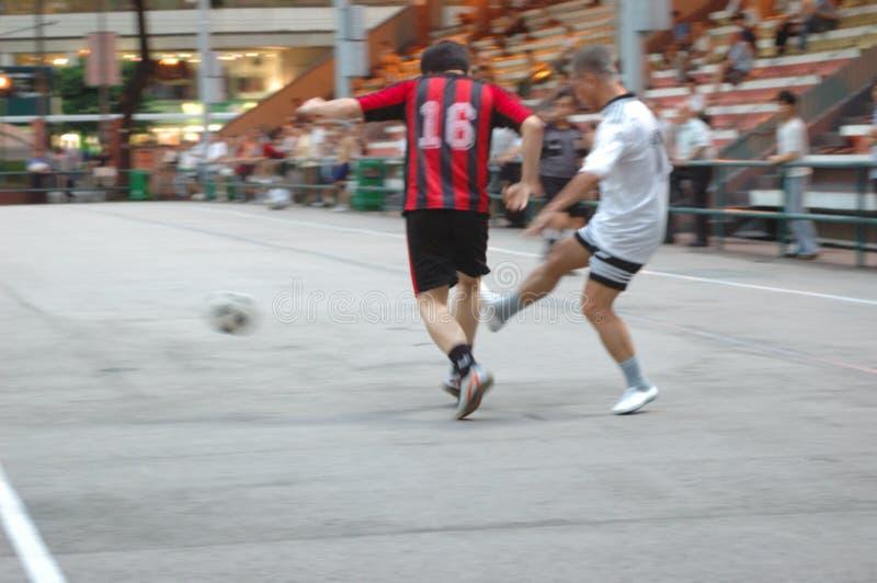Download Fútbol foto de archivo. Imagen de echada, meta, aptitud - 190816