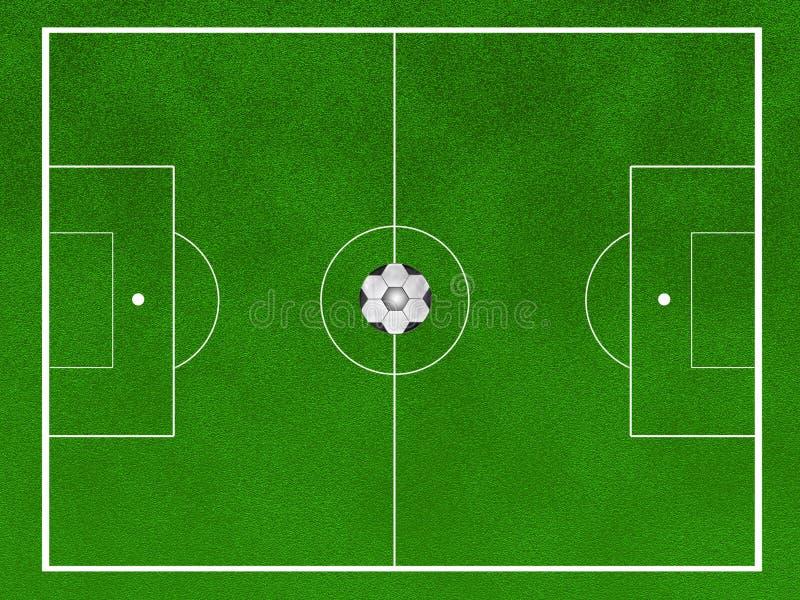 Download Fútbol stock de ilustración. Ilustración de redondo, balompié - 7287135