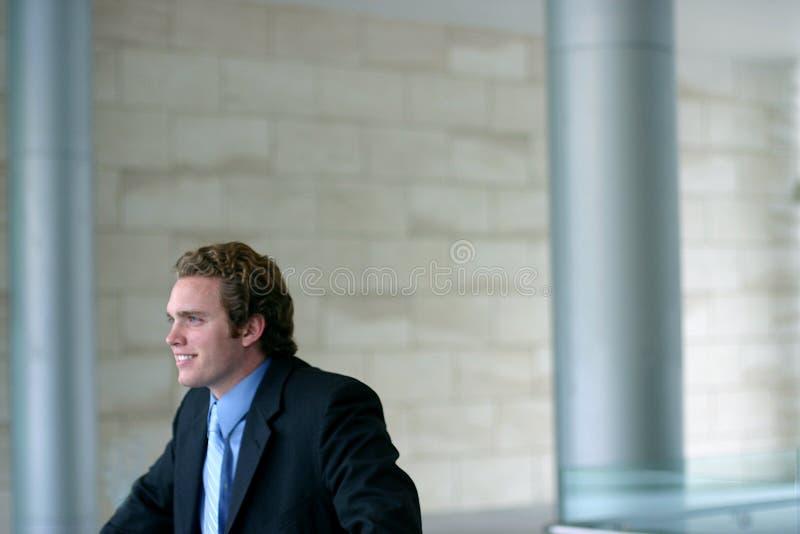 Führender Vertreter der Wirtschaft lizenzfreies stockfoto