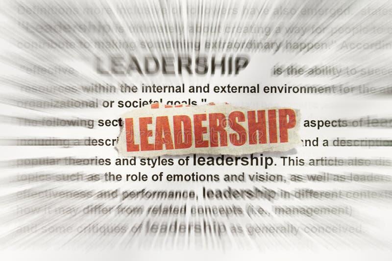 Führung stockfoto