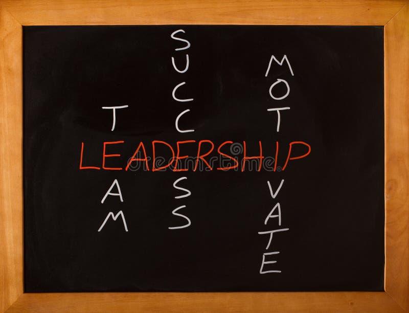 Führungkonzept stockfotos