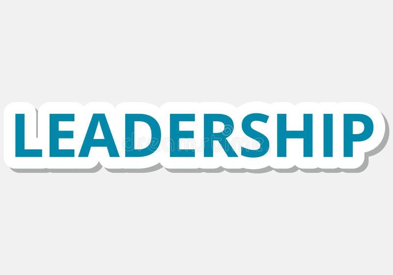 Führungszeichen lizenzfreie abbildung