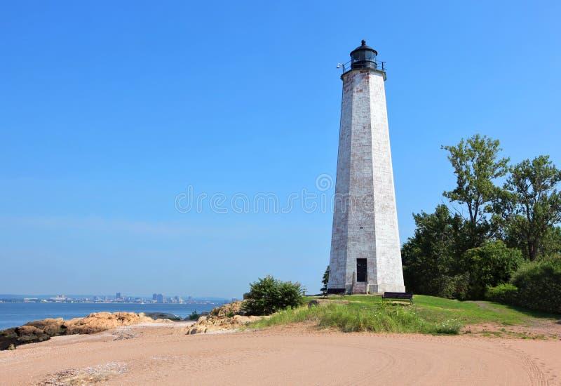 Fünf Meilen-Leuchtturm lizenzfreie stockbilder