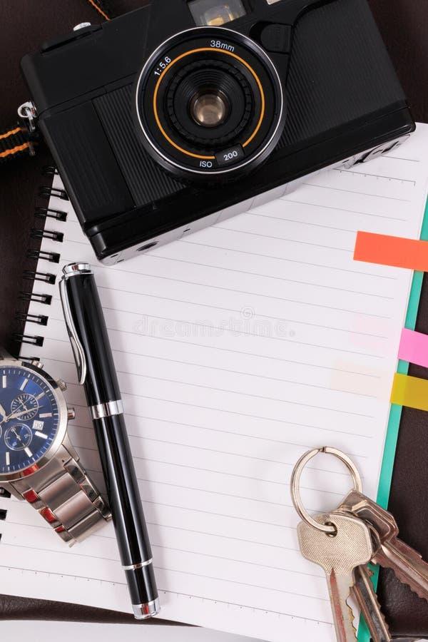 Für Reise sich vorbereiten, Reise, Reiseferien, Tourismusspott herauf Nahaufnahme Leerer Raum können Sie Ihren Text oder Informat stockfoto