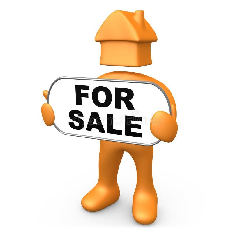 Für Verkauf lizenzfreie abbildung