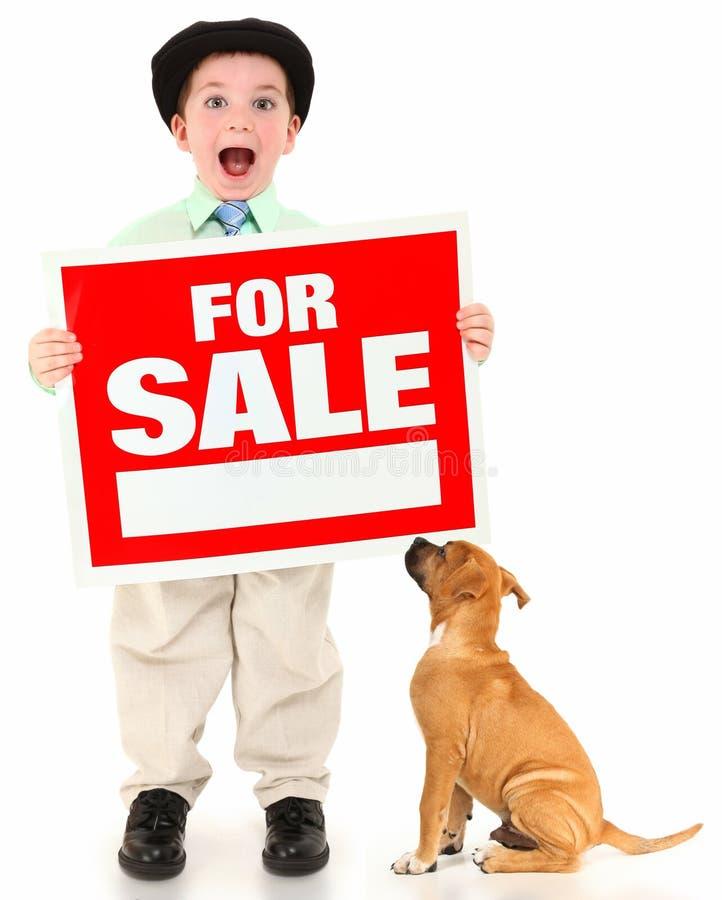Für Verkauf stockfotos