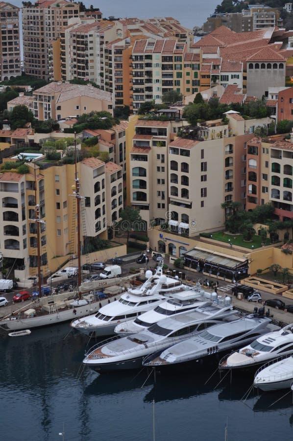 Fürstentum von Monaco stockbild