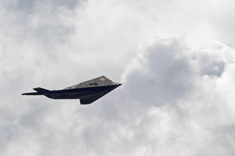 Download F-117 Nighthawk (aka Stealth Fighter) Stock Photo - Image of conflict, stealth: 225916