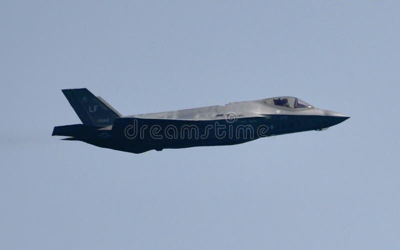 F-35 royaltyfria bilder