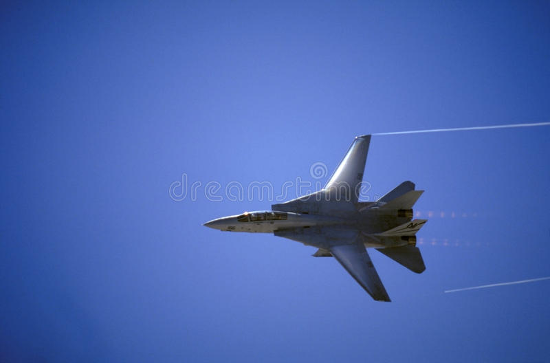 F-14 kater stock afbeelding