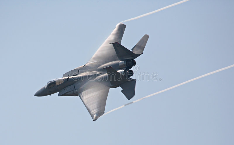 F-15 photographie stock