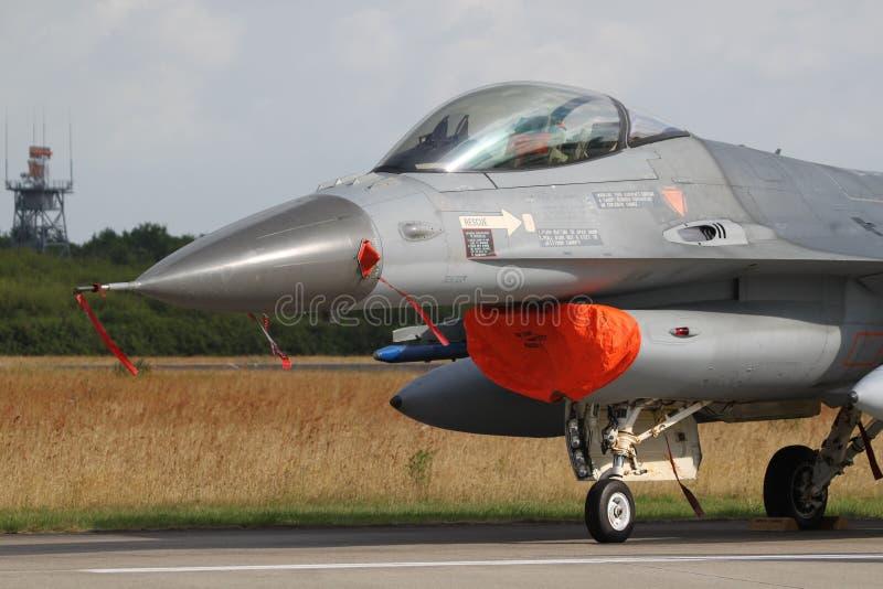 F-16 fotografía de archivo