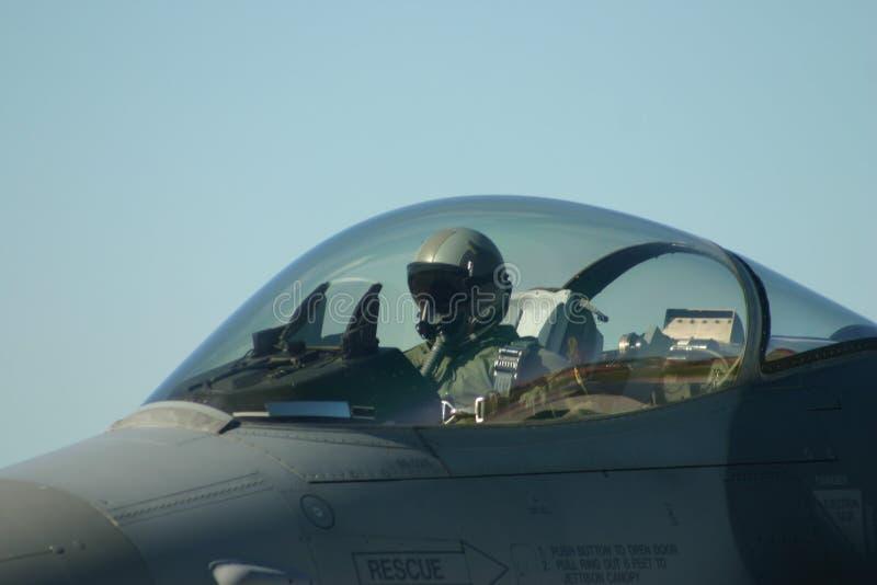 F-16 foto de archivo