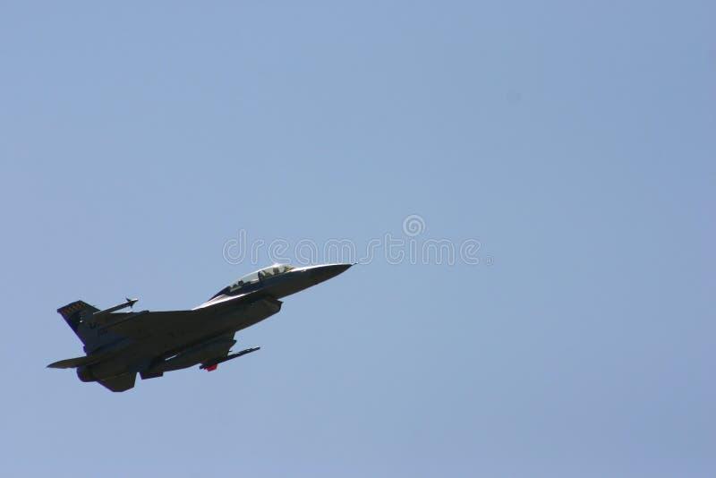 F-16 stockfoto